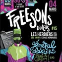 Free Sons Divers #15 - Pass 2 Jours