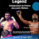 Boxing For Legend