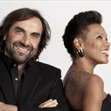 André Manoukian et China Moses