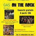 Gas on the Rock