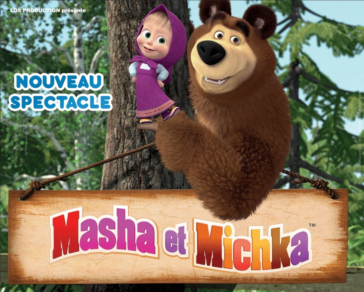 Masha Et Michka Lorient 12 01 2019 Spectacle