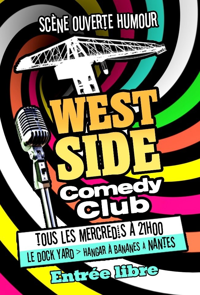 West side comedy-club Nantes 01 juillet 2015