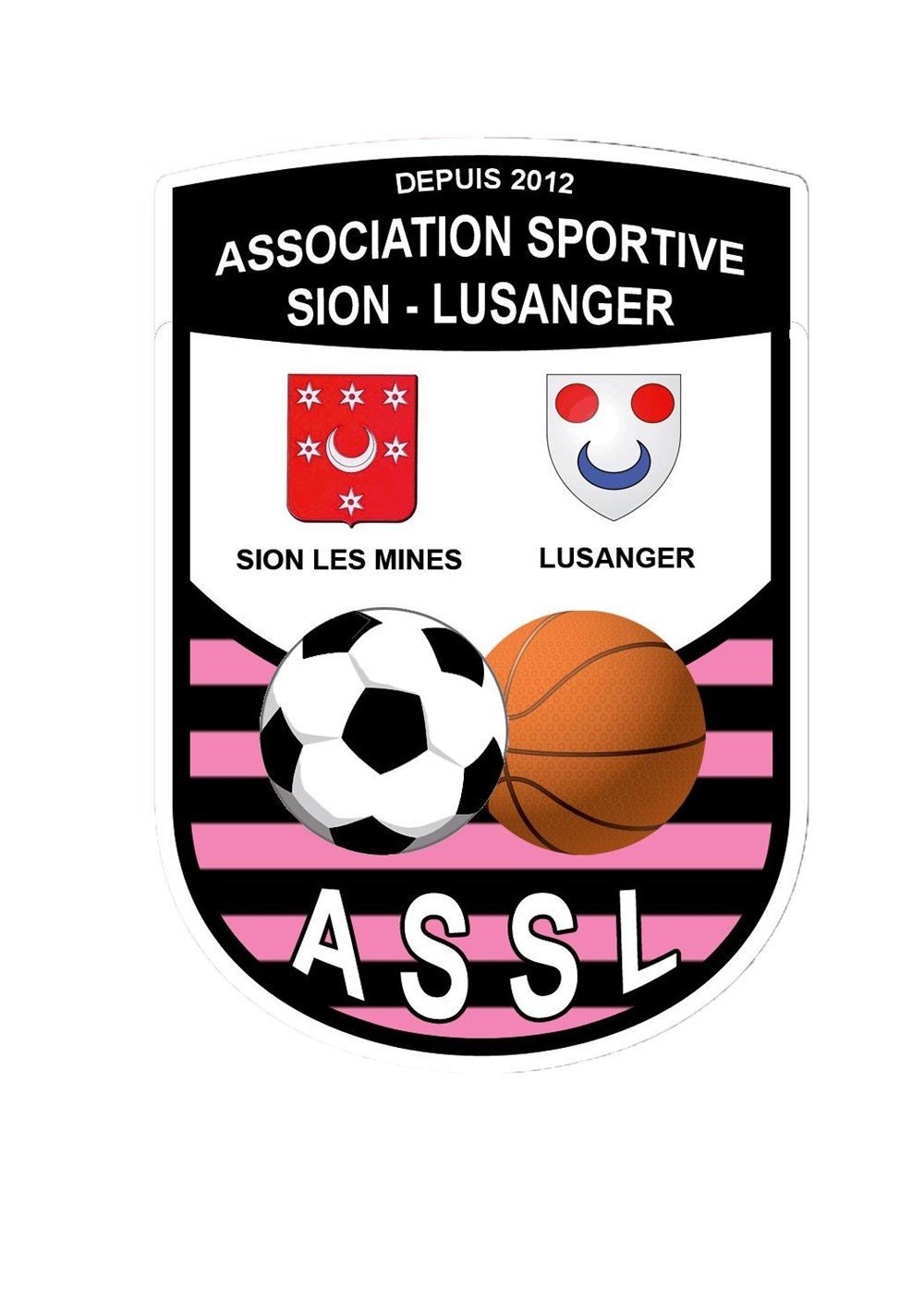 AS Sion-Lusanger ASSL : matchs de football Lusanger