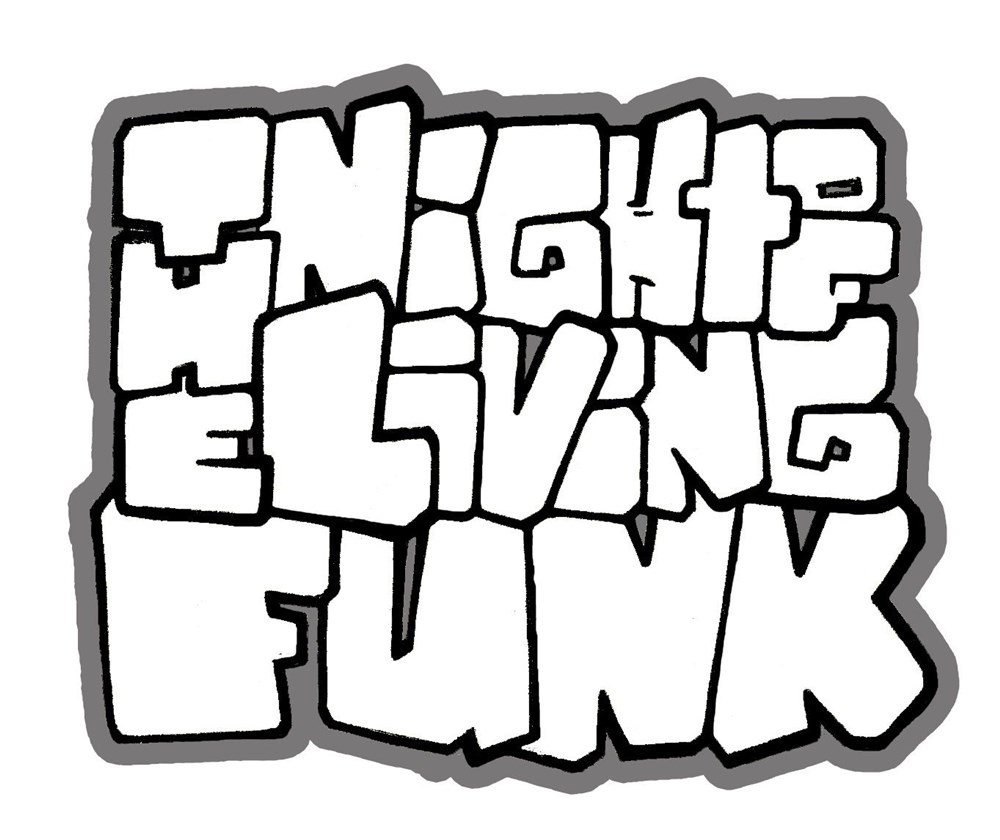 Jam-session funk the night of the living funk n° 27