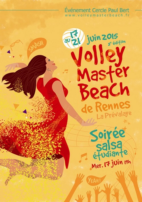 Volley Master beach