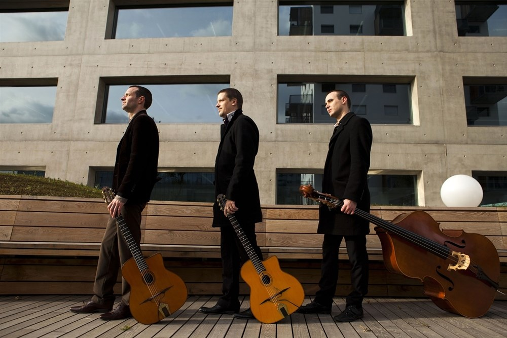 Opus swing la saga des notes Rennes