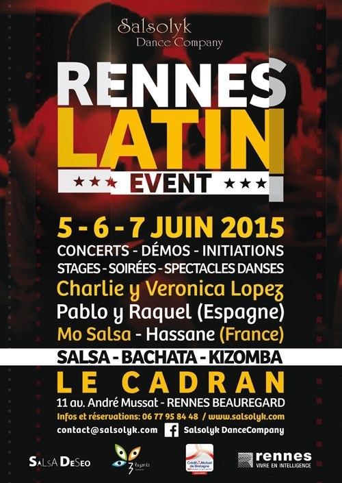 Rennes Latin Event