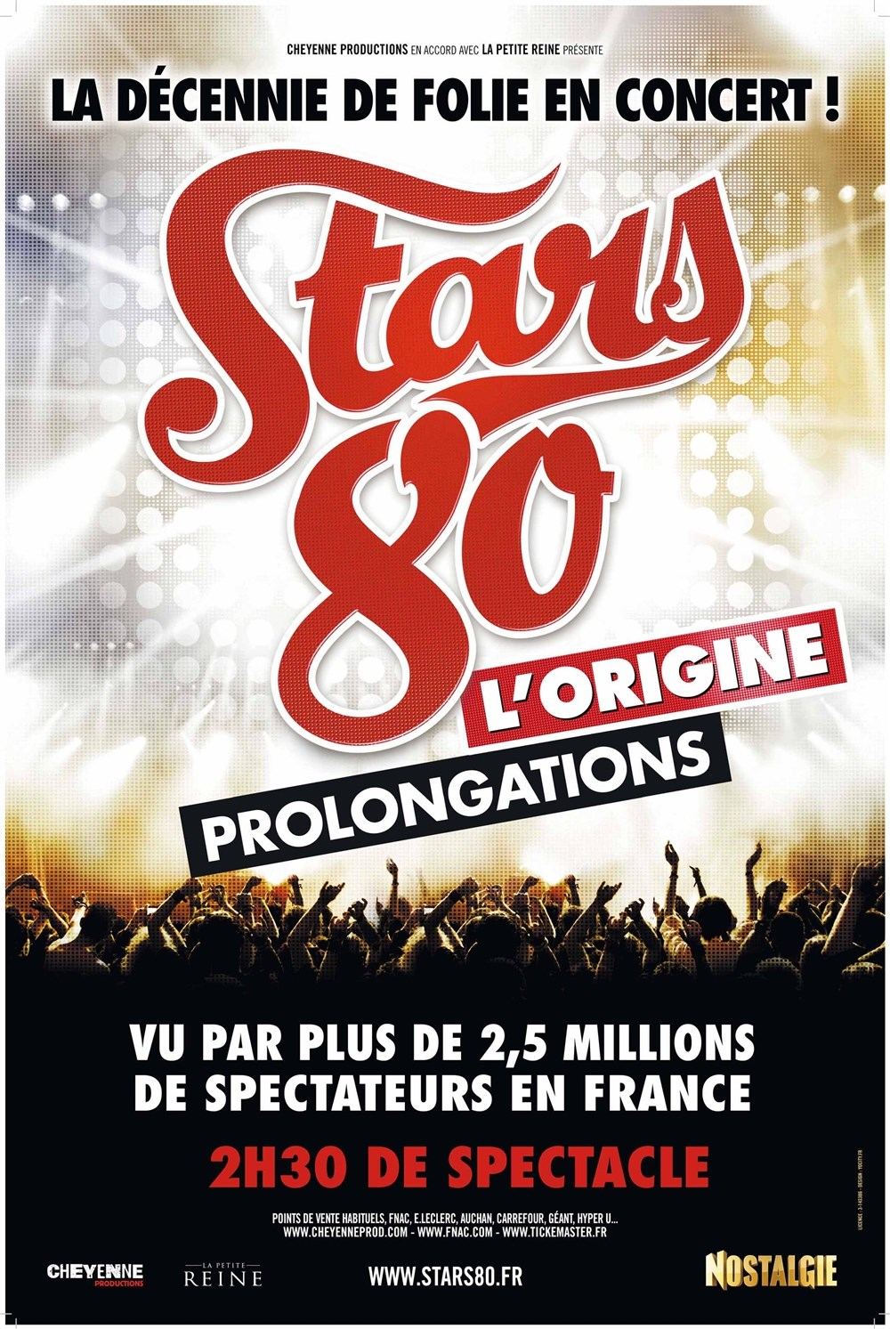 Stars 80 Prolongations Orléans