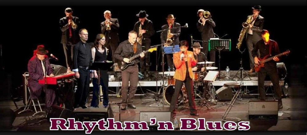 Groupe Please - Rhythm and blues Paimpont