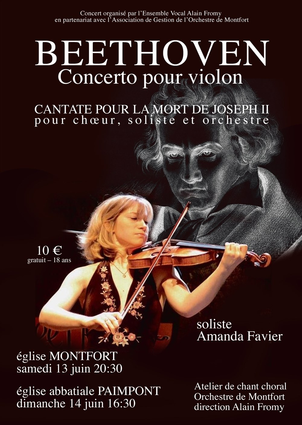 Concert Beethoven Paimpont