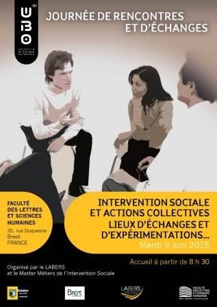 Brest Intervention sociale et actions collectives