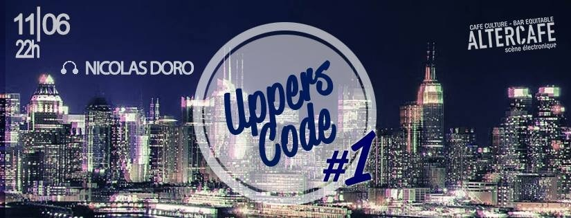 Nantes Uppers code #1