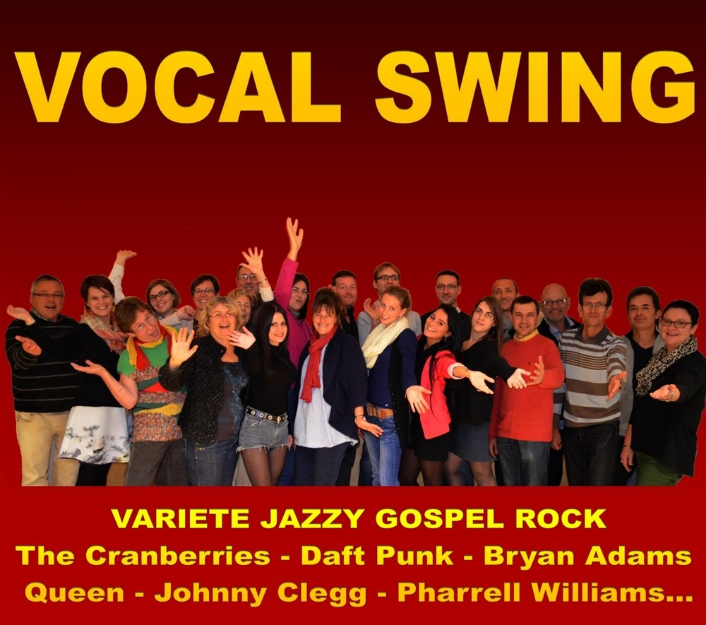 Vocal Swing Challans