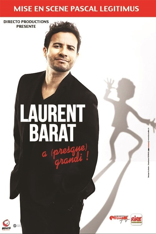 Laurent barat a (presque) grandi ! Toulon 26 septembre 2015