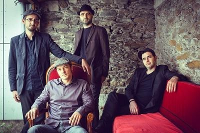 Alex de Vree et The Soul Bakers blues rock folk Nantes 10 juillet 2015