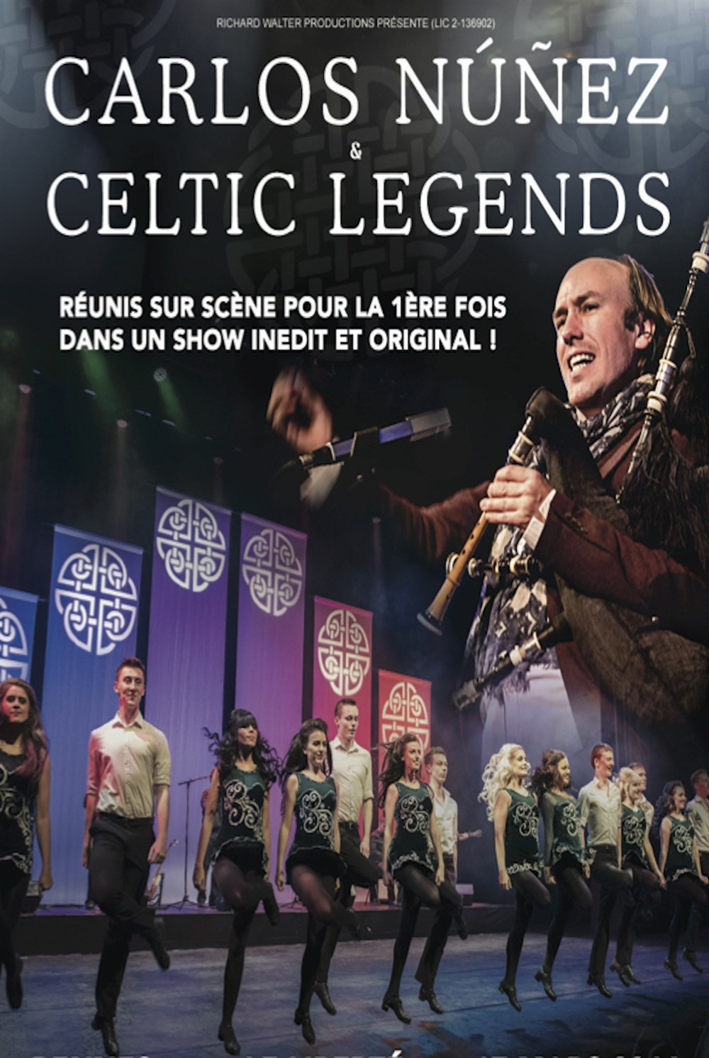 Celtic legends et Carlos Nunez Brest