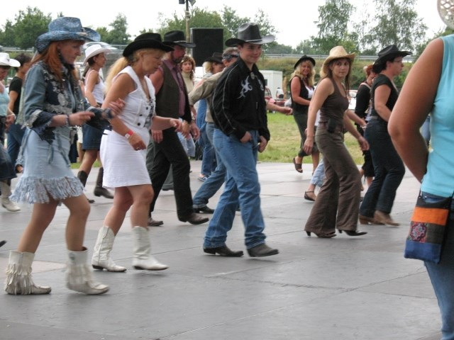 Initiations de Danses Country Le Trévoux
