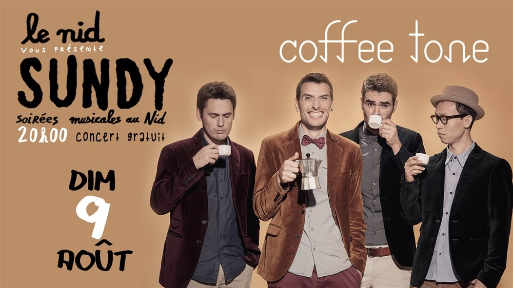 La Sundy de Coffee Tone Nantes