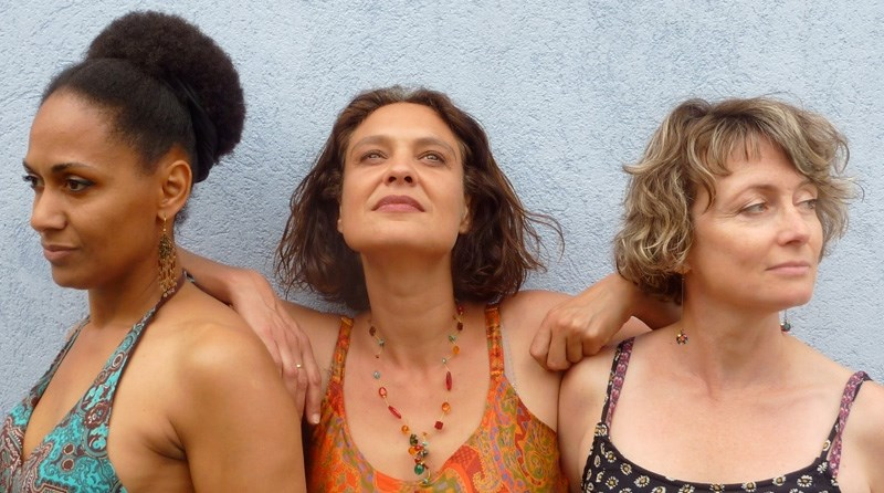 Sand sisters : jazz vocal, swing