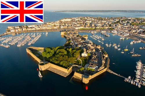 Concarneau English tour Concarneau