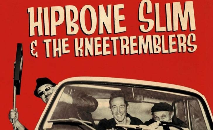 Hipbone Slim and The Kneetremblers Lorient