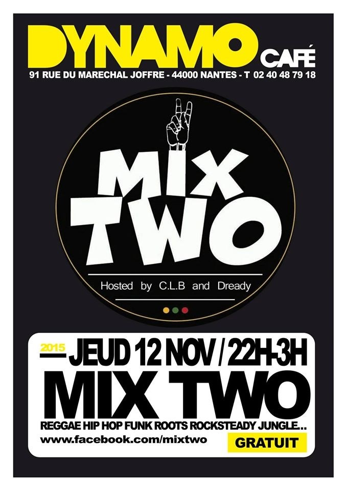 Mix Two Nantes