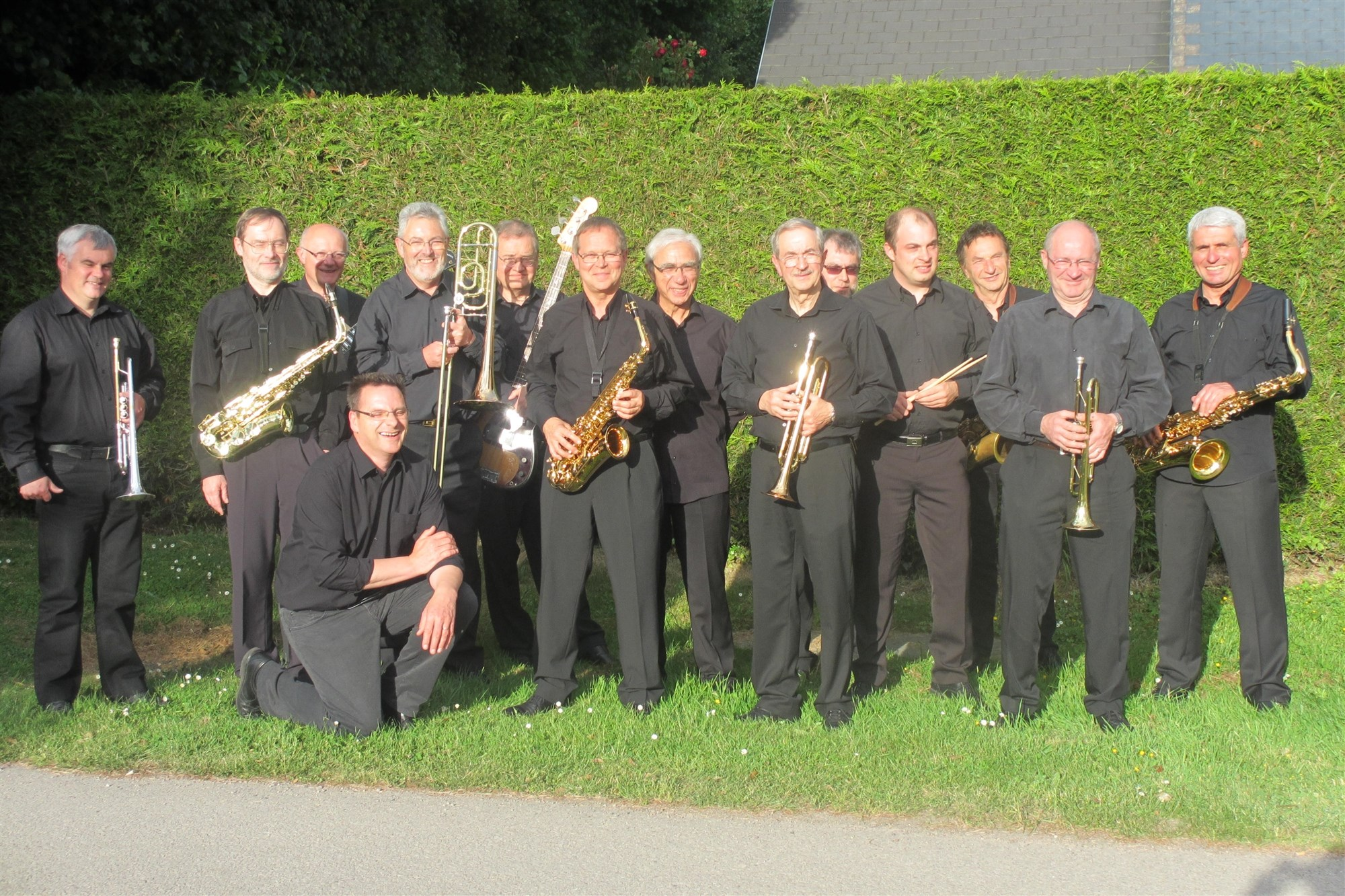 Concert du Middle Jazz Band Ouilly-le-Vicomte