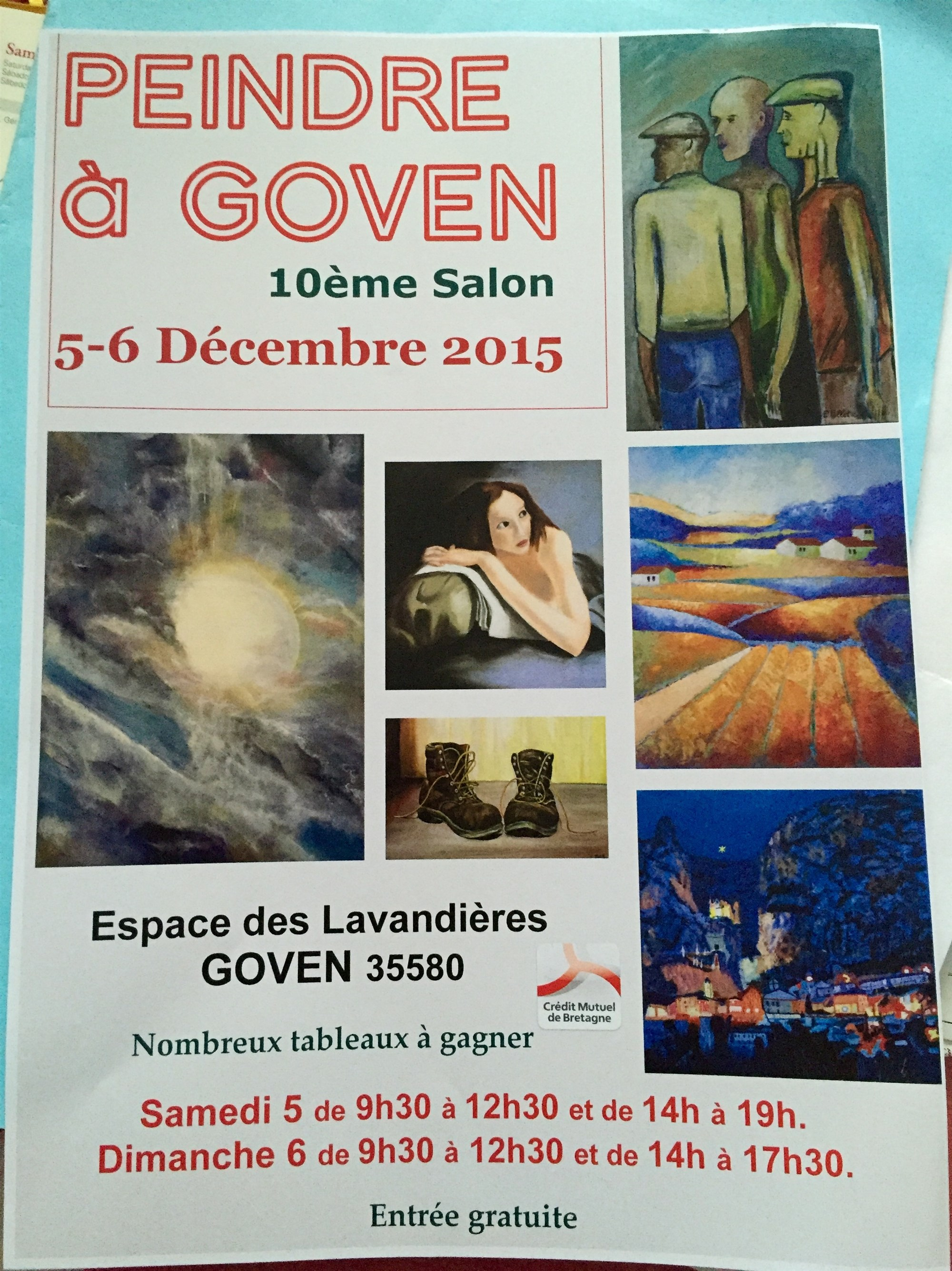 10e salon Peindre à Goven