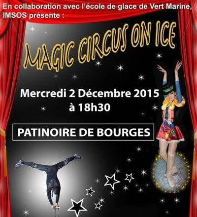 Magic circus on ice Bourges