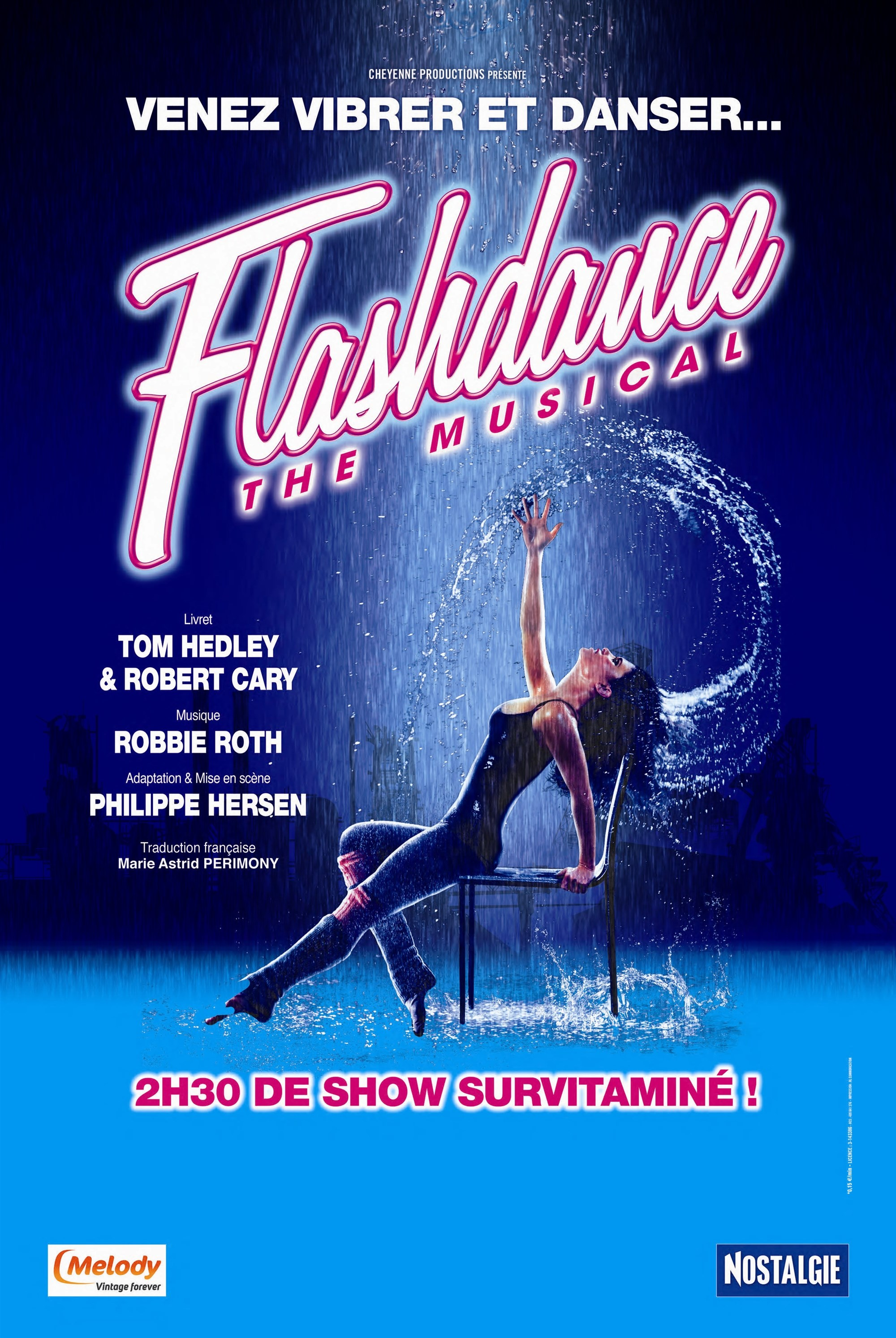 Flashdance Le Mans
