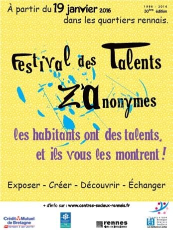 Talents Z' Anonymes Cleunay