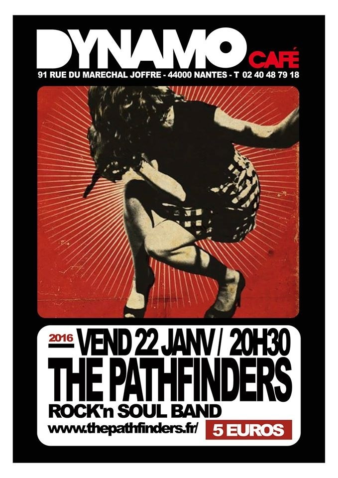 The pathfinders Nantes