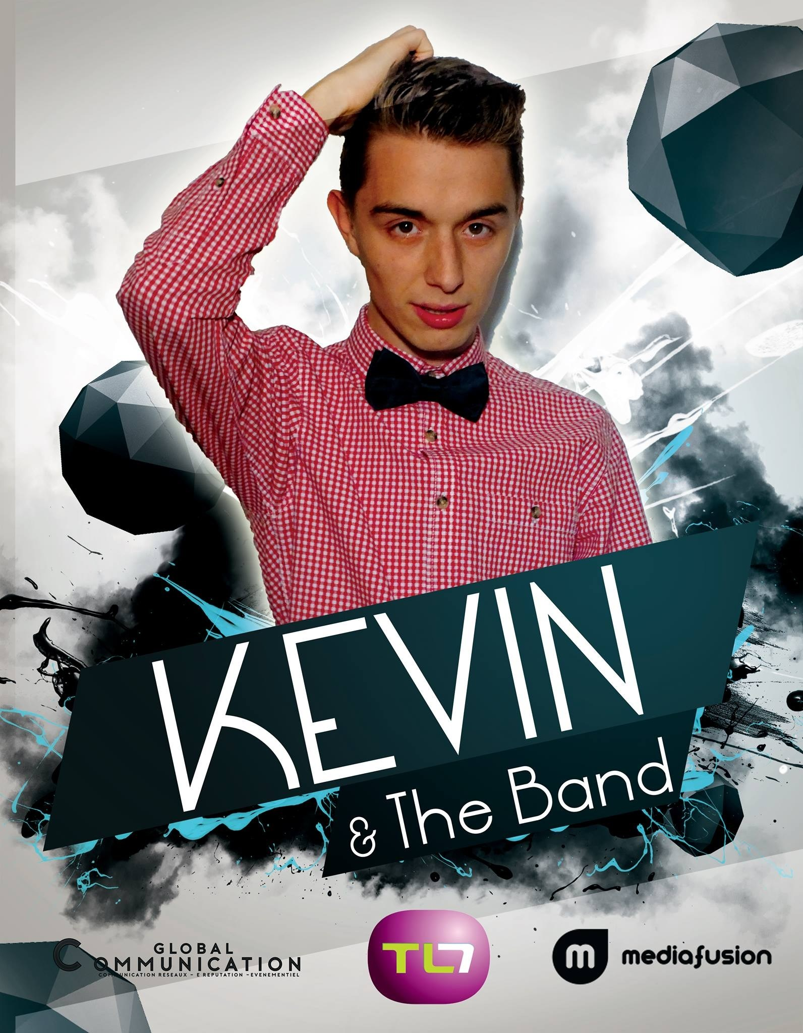 Kevin and the band Sorbiers