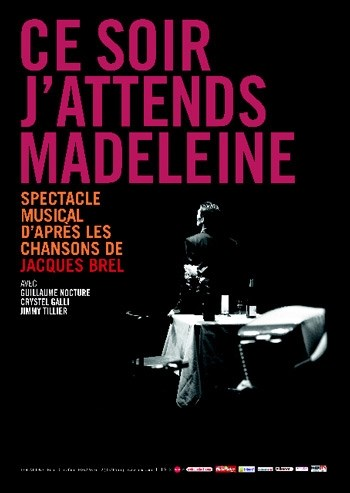 Spectacle musical Ce soir j'attends Madeleine Nantes