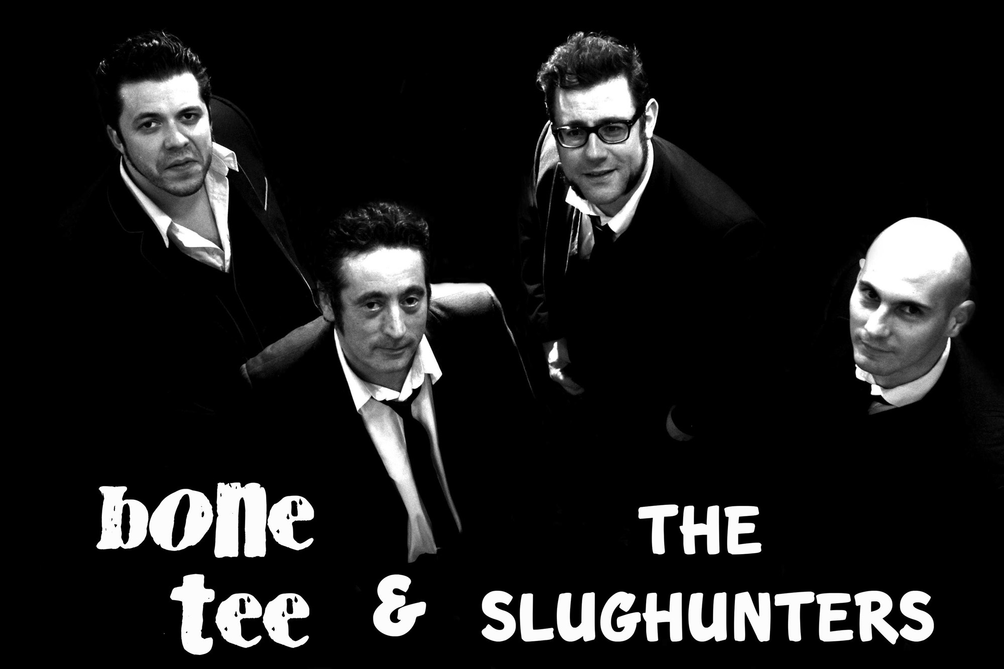 Bone Tee & The Slughunters Lannion