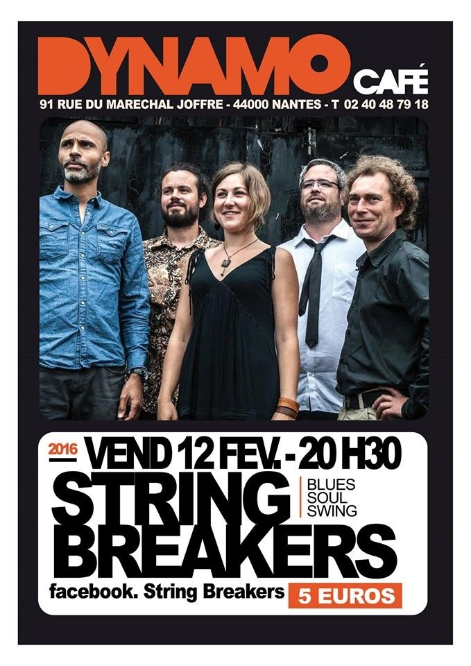 The string breakers