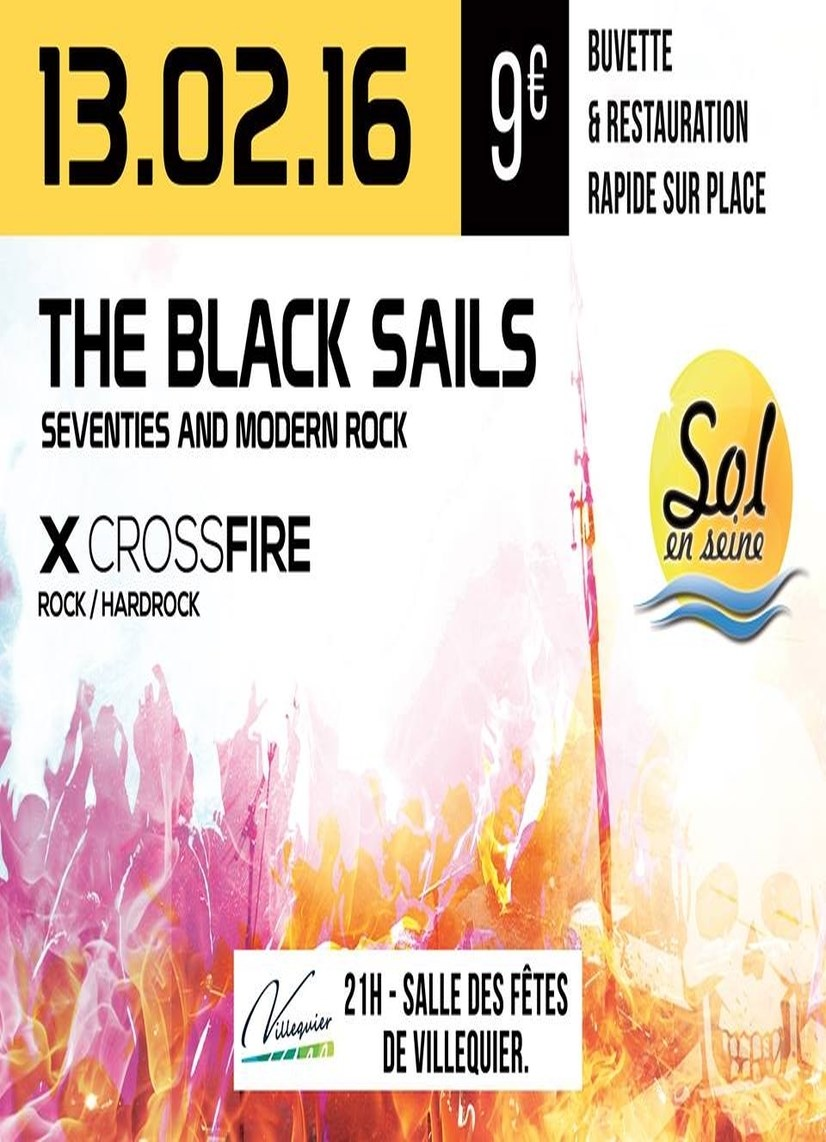 Crossfire the Black Sails Villequier