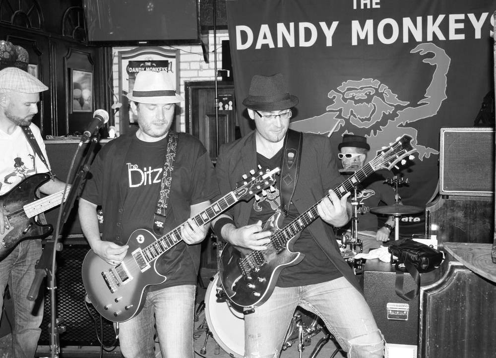 The Dandy Monkeys Quintin