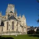 Visite de la cathédrale avec accès aux parties hautes