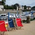Halte fluviale : location de bateaux sans permis et de vélos