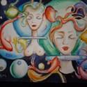 «  Le Tourbillon de la vie » de Karine Ghaly-Garel