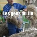 « Les gens du lin » : photographies d'Eric Bénard