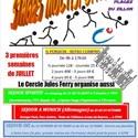 Stages multisports de juillet du CJF
