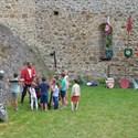 Mes vacances au musée : Le chevalier désarmé !