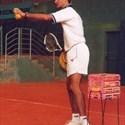 Stage tennis de joueur débutant à confirmé