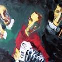 Les peintures musicales de Lucian Bistreanu