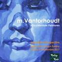 Rétrospective du peintre Michèle Vantorhoudt