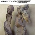 La Belle et la Bête d'Isabelle Leveel