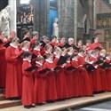 Le Chœur de la cathédrale de Blackburn