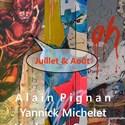 Exposition d'Alain Pignan, Yannick Michelet, Hubert Carré